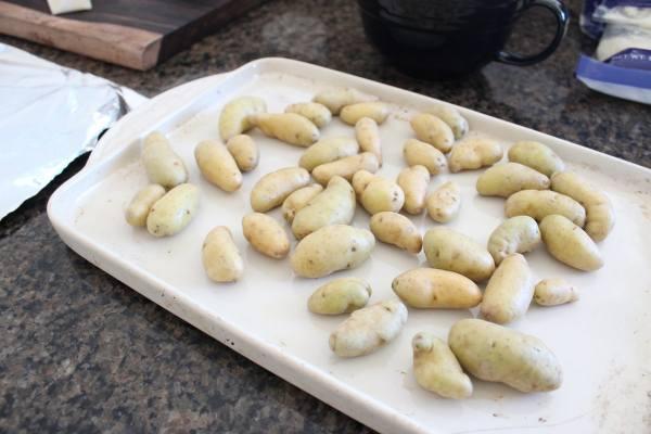 Mini Potato Skins Recipe