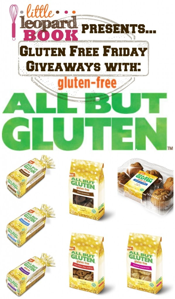 All But Gluten Giveaway