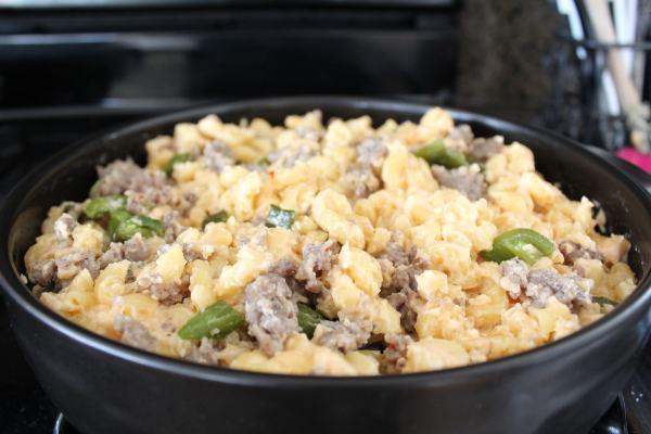 Sausage Jalapeño Macaroni and Cheese Recipe