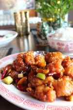 Chinese Restaurant Orange Chicken