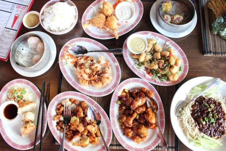 Lucky Liu's Chinese Food San Diego