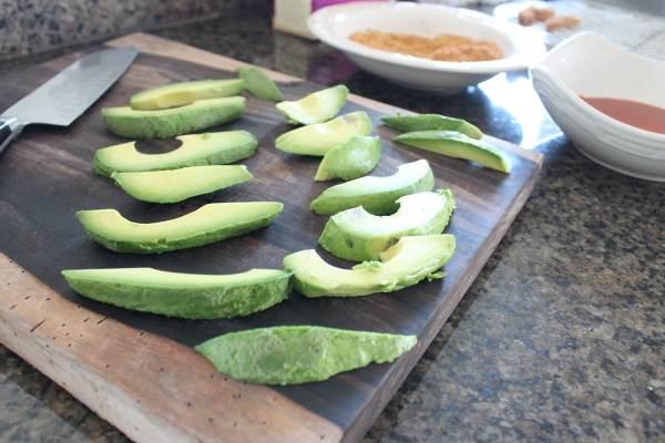 Crispy Avocado Taco Recipe