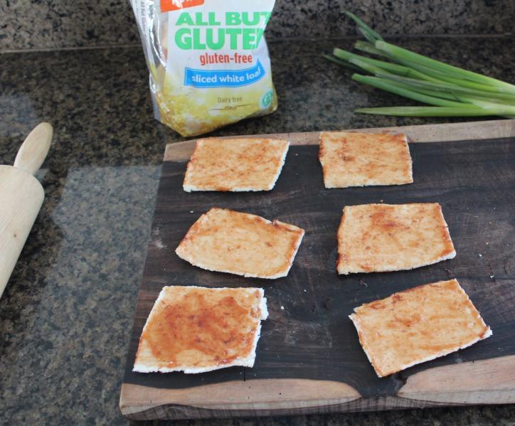 BBQ Chicken Flatbread Recipe