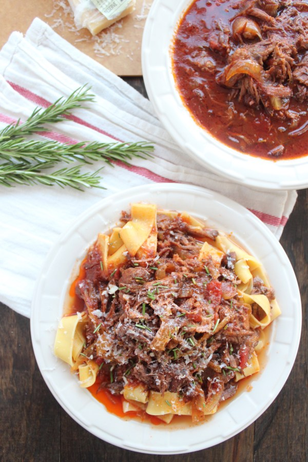 Slow Cooked Beef Ragu Recipe