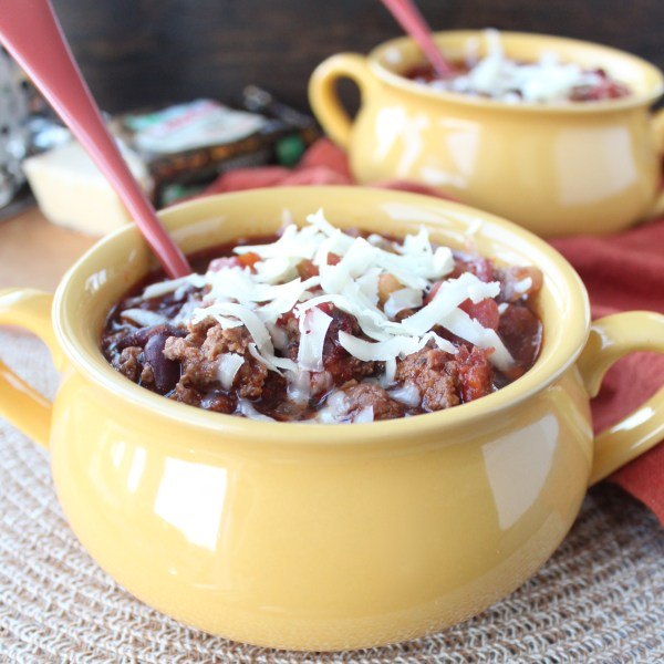 Chipotle Stout Chili Recipe