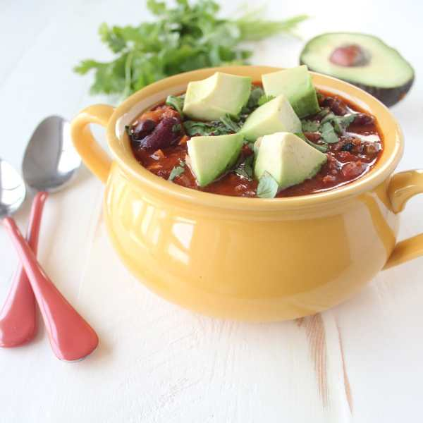 Soyrizo Vegan Chili Recipe