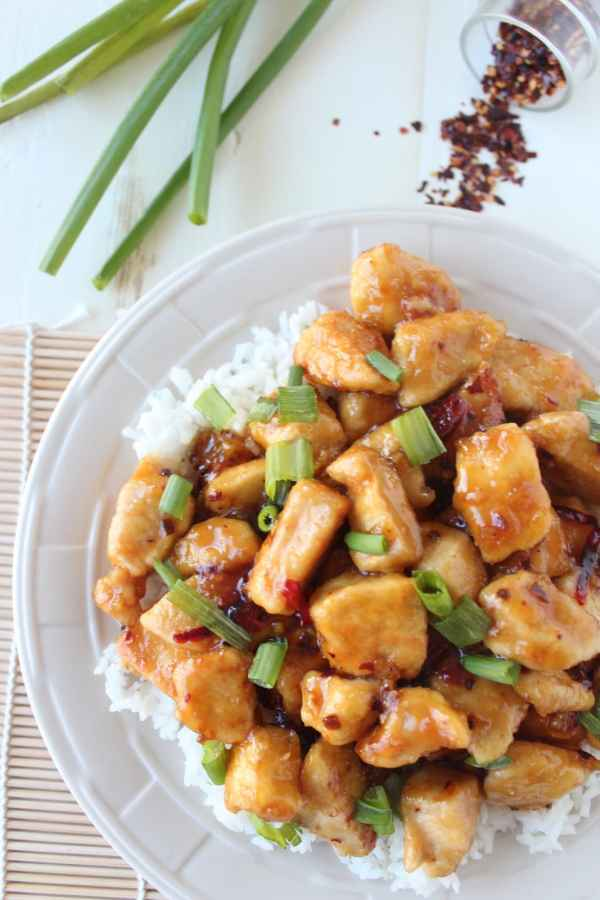 Gluten free chinese honey chicken recipe whitneybond gluten free chinese honey chicken recipe forumfinder Choice Image