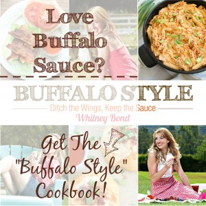 Buffalo Style Cookbook