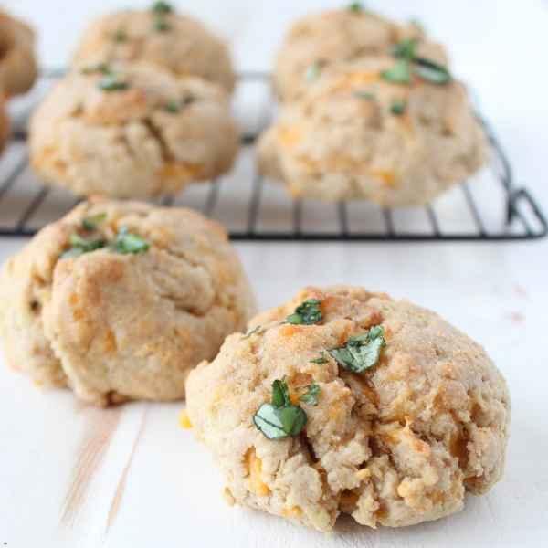 Cheddar Gluten Free Biscuits