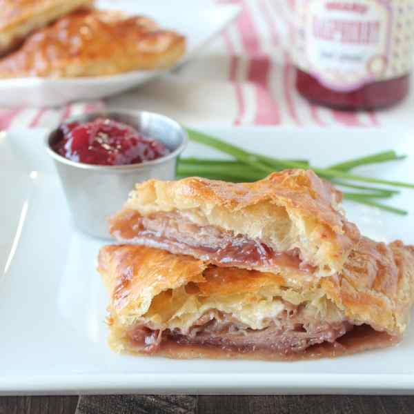 Baked Puff Pastry Monte Cristo Recipe
