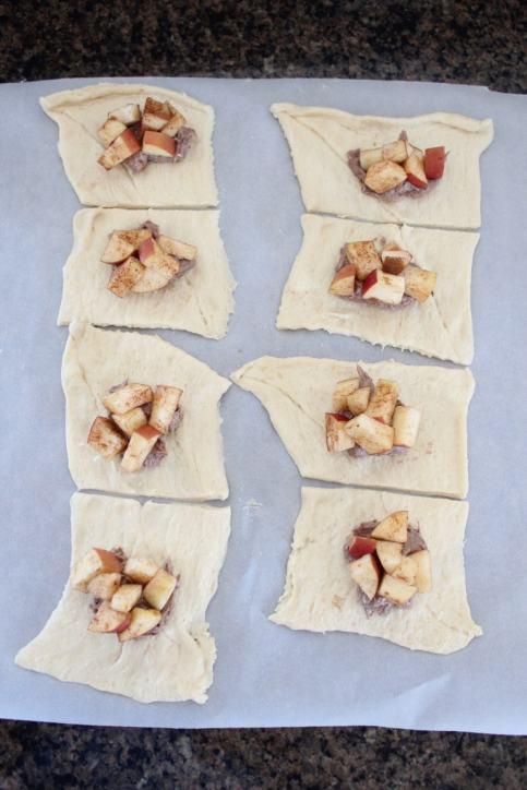 Apple Cinnamon Cream Cheese Danish Recipe