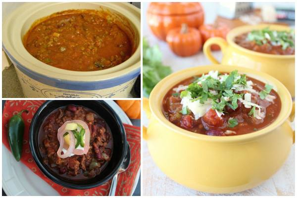 Pumpkin Chili Food Photography