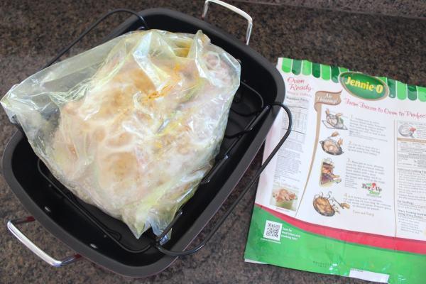 Jennie-O Oven Ready Turkey Recipe