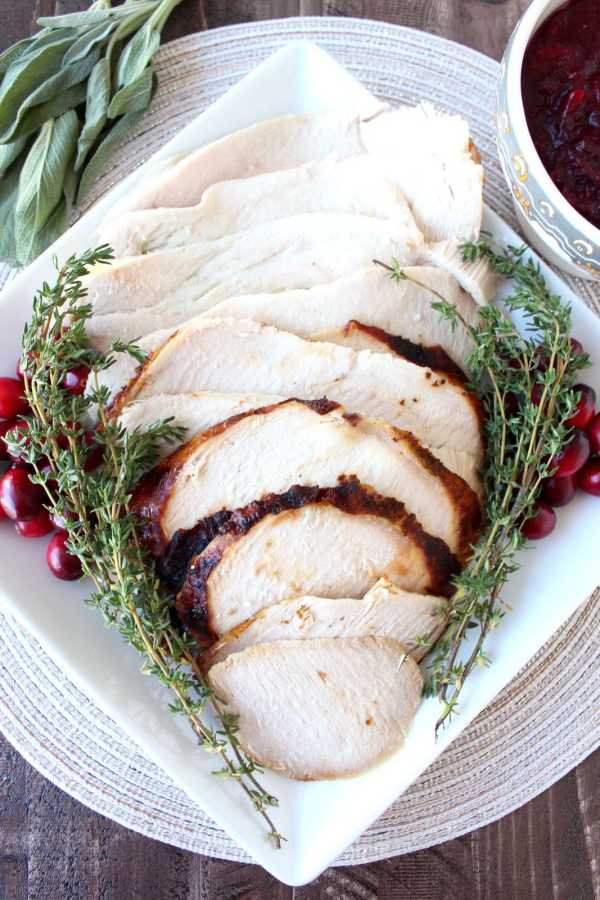 Oven Roasted Turkey Recipe