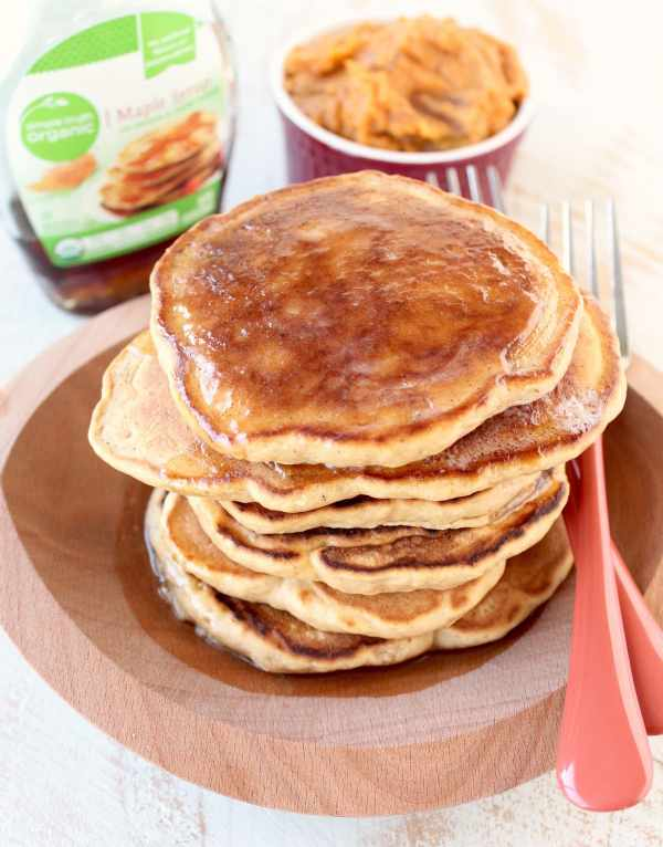 Sweet Potato Pancakes Recipe