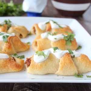 Taco Croissants
