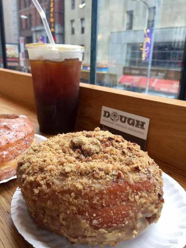 Dough Doughnuts at City Kitchen NYC