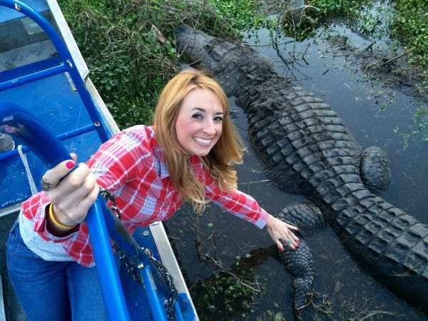 Airboat Alligator Tours New Orleans