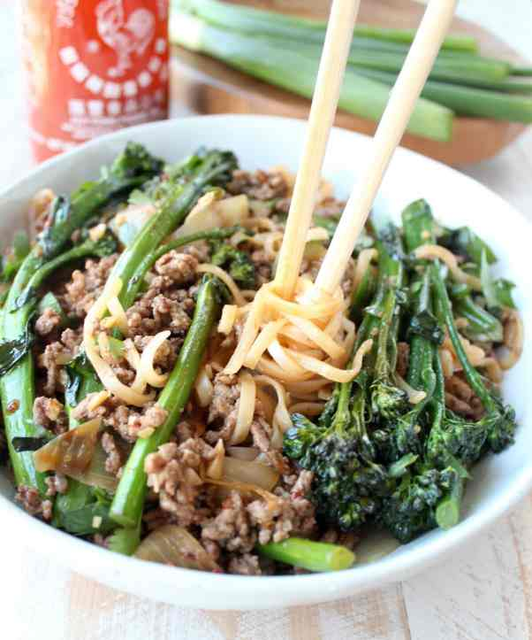 Beef and Broccoli Stir Fry Recipe