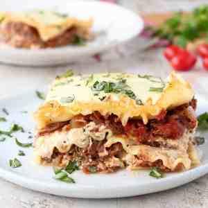 Beef Ragu Lasagna