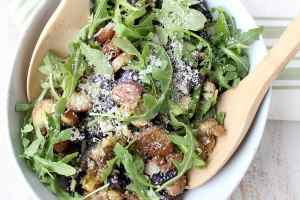 Pesto Smashed Potato Salad Recipe