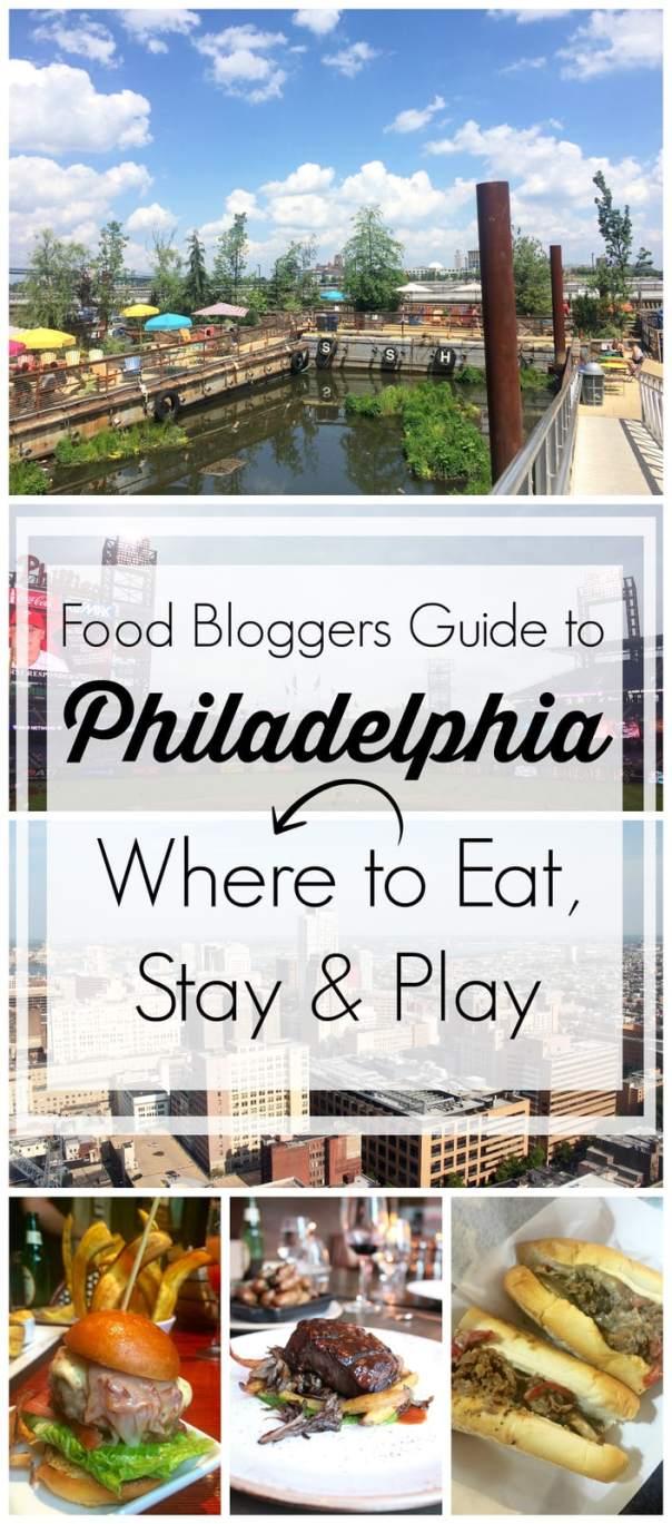 Food Bloggers Guide to Philadelphia