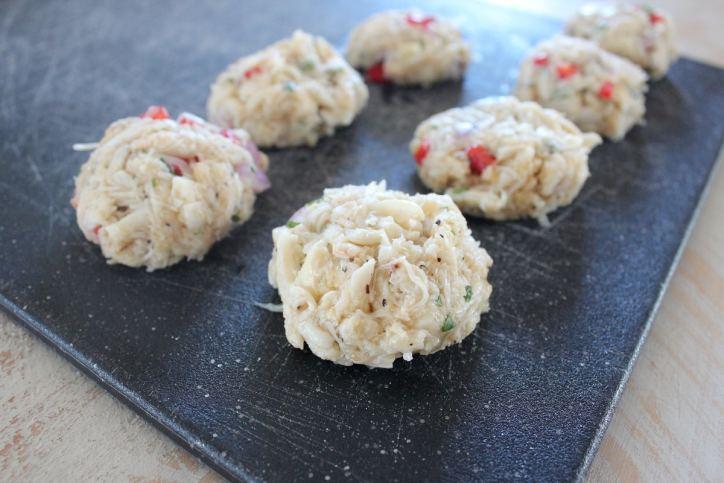 Coconut Crab Cakes Recipe