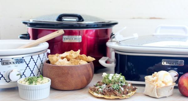 Crock Pot Fiesta Party Recipes