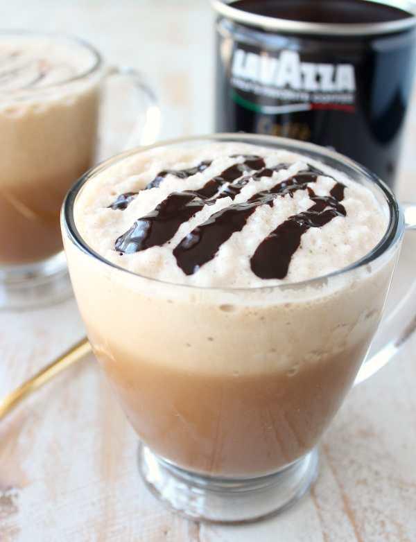 Mocha Coconut Frappuccino Recipe