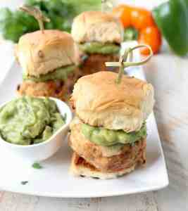 Fajita Meatball Sliders