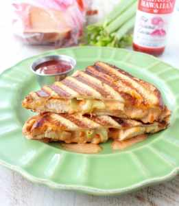Spicy Chicken Panini