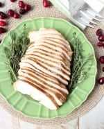 Maple Apple Slow Cooker Turkey Breast
