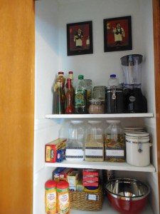 art in pantry