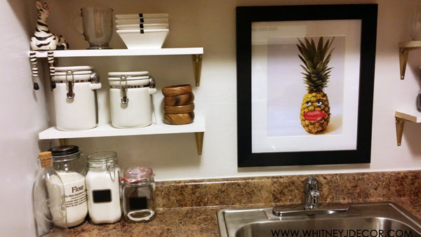 diy art pineapple photography