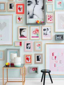 gallery walls - les confettis