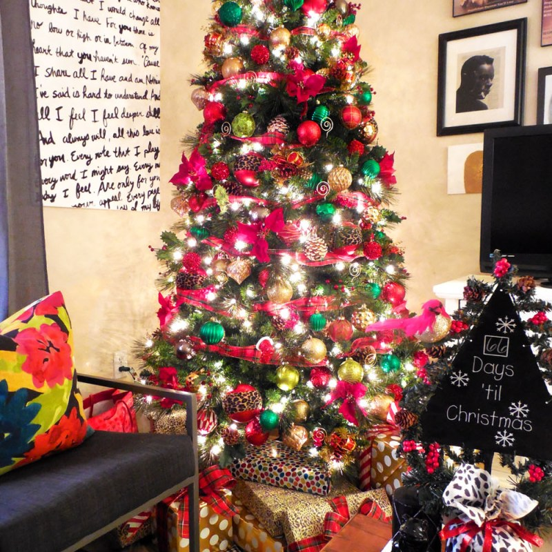 my christmas tree 2014