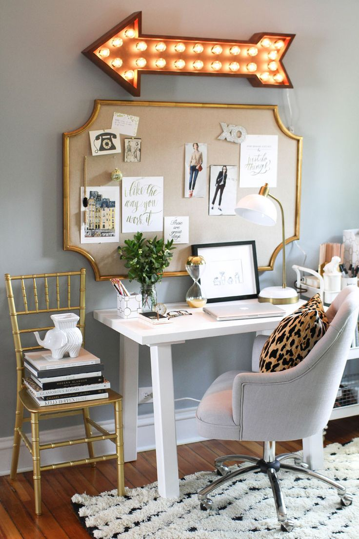 Making The Most Of A Small Home Office Space