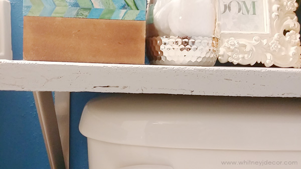 See how I made this concrete shelf on Home Depot's blog.