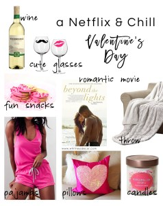 netflix and chill valentines day