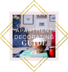 apartment decorating guide
