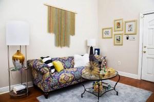 mardi gras home decor living room