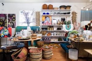 Whitney J Decor interior design studio and home accessories boutique