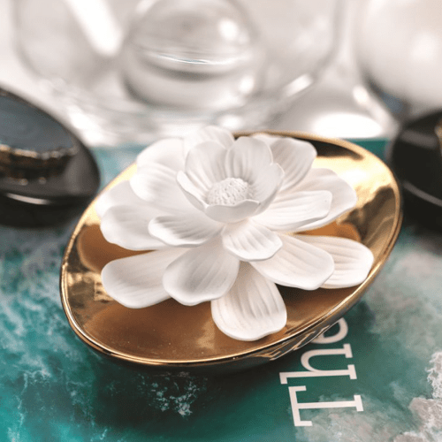 diffuser porcelain flower