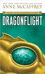 dragonriders of pern anne mccaffrey dragonflight science fiction fantasy