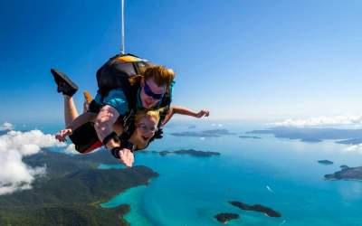 Skydive Whitsundays