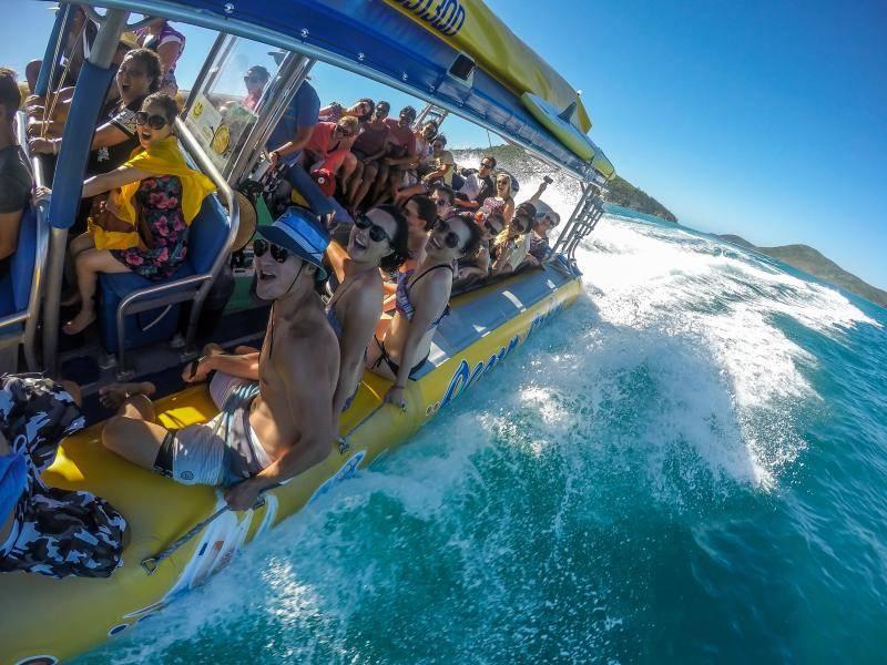 Ocean Rafting Northern Tour
