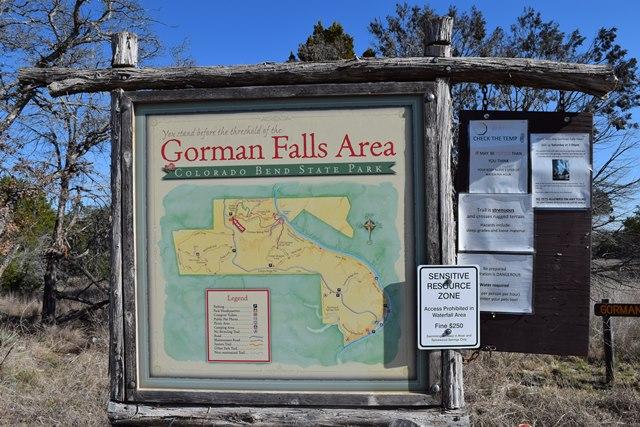 Gorman Falls - Small (2)
