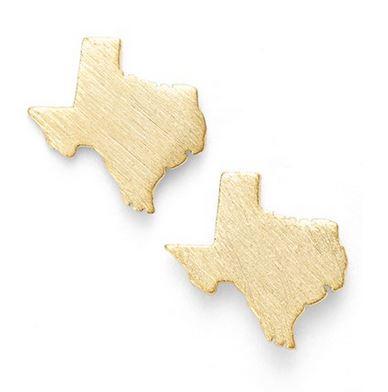 field fashion friday, earrings, field apparel, texas