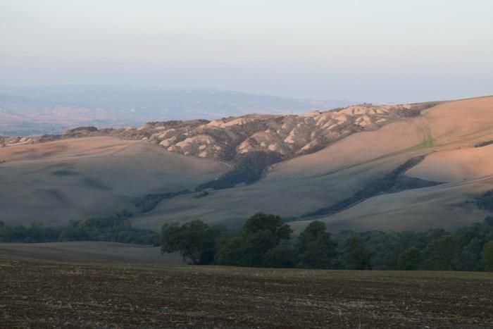 Tuscany La Foce