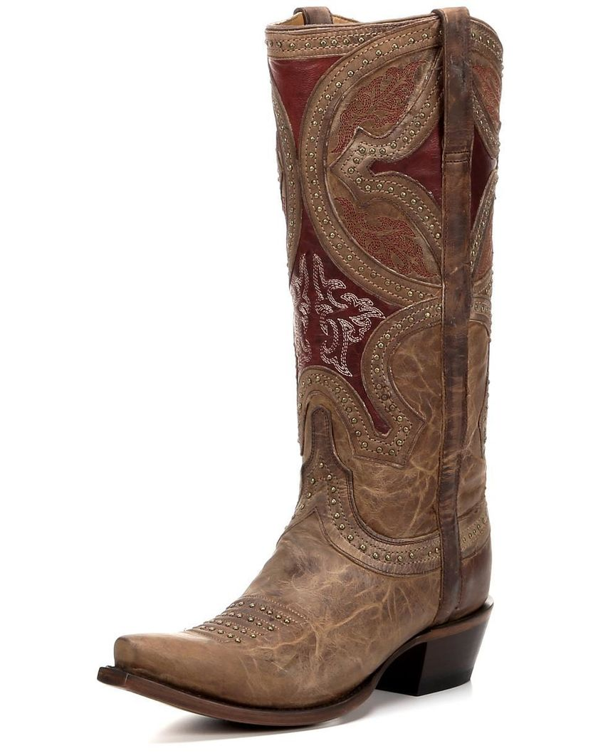 Whit S Wilderness Field Fashion Friday Lucchese Leila Boots